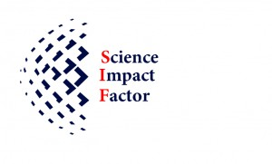 science impact factor logo